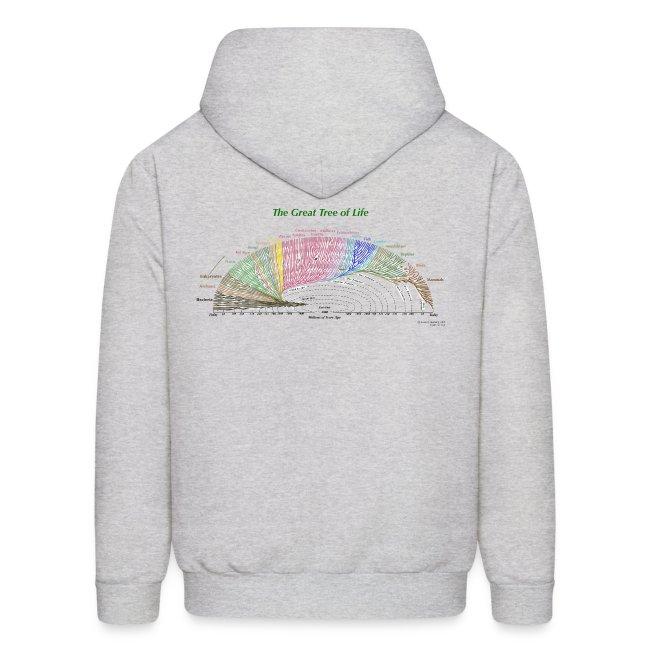 Dinosaur hoodie