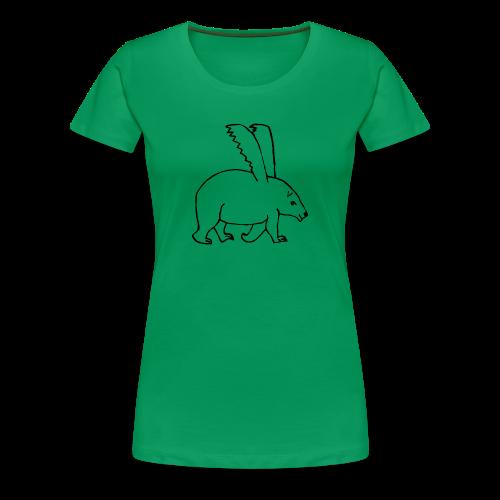 Smart Taco premium women's short sleeve - Women's Premium T-Shirt
