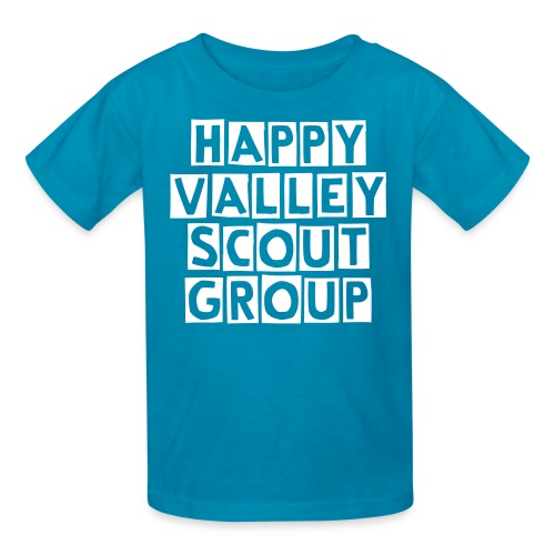 Happy Valley Kids Shirt - Kids' T-Shirt