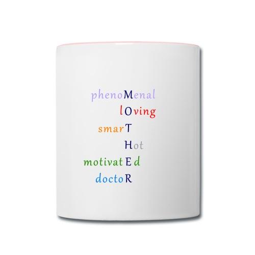 MOTHER coffee mug - Contrast Coffee Mug