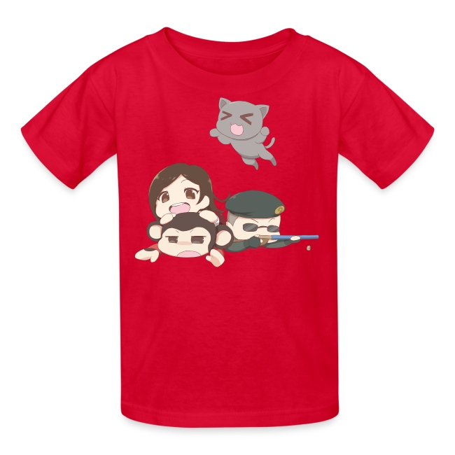 TFM Chibi Kid's Shirt