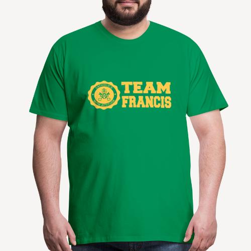 TEAM FRANCIS - Men's Premium T-Shirt