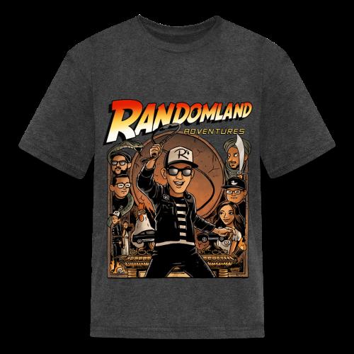 RANDOMLAND ADVENTURER (Kids) PARODY SHIRT - Kids' T-Shirt
