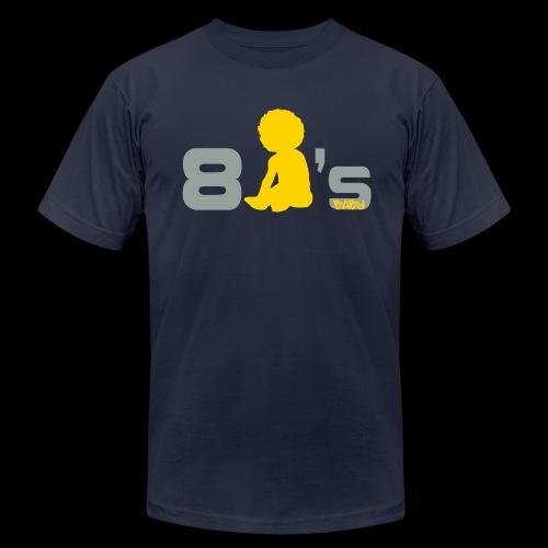 Eighty's Baby  - Men's Fine Jersey T-Shirt