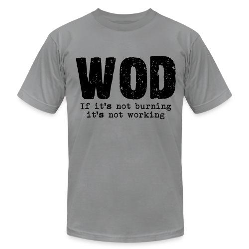 WOD - Men's  Jersey T-Shirt