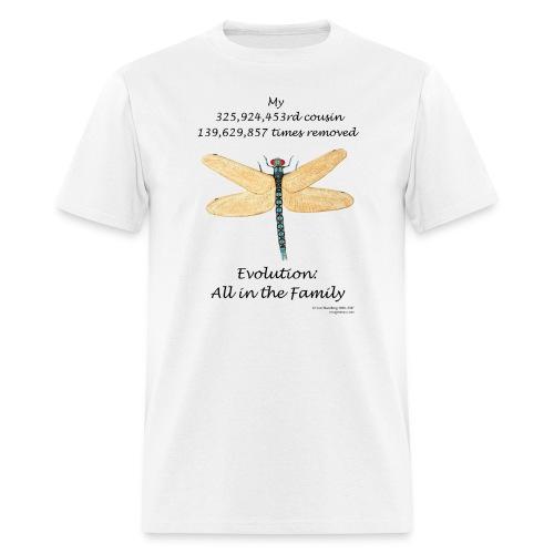 Dragonfly tee shirt - Men's T-Shirt