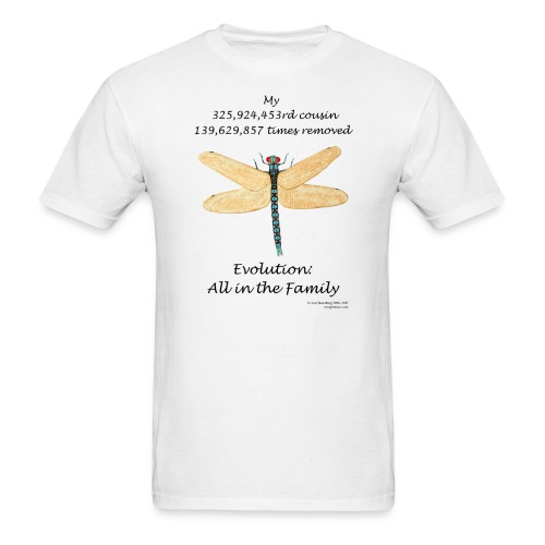 Dragonfly tee shirt - Men's T-Shirt