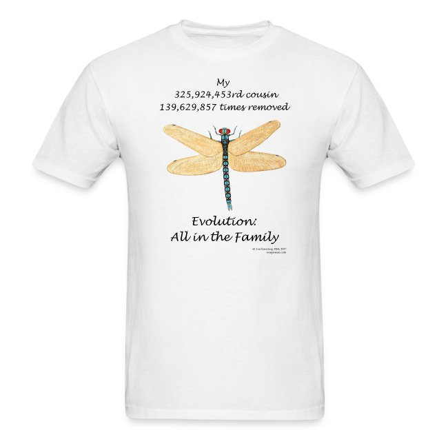 Dragonfly tee shirt