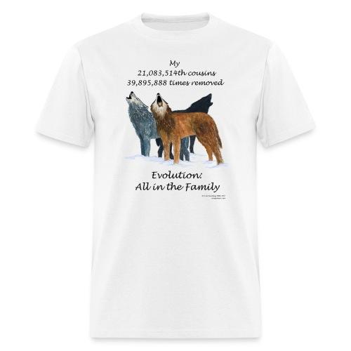 Wolves tee shirt - Men's T-Shirt