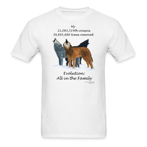 Wolves tee shirt - Men's T-Shirt