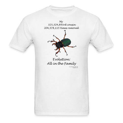 Beetle tee shirt - Men's T-Shirt