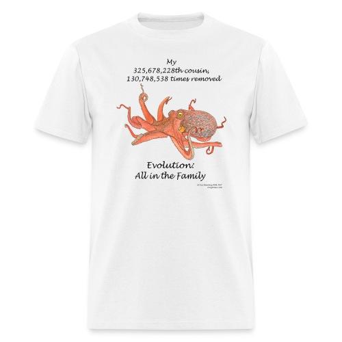 Octopus tee shirt - Men's T-Shirt
