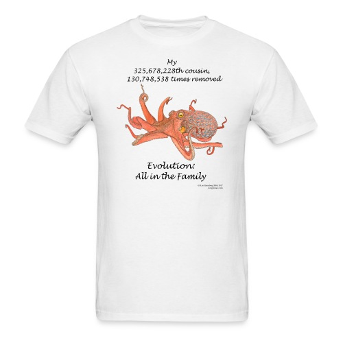 Octopus tee shirt - Men's T-Shirt