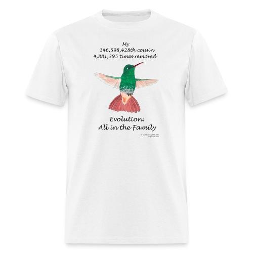 Hummingbird tee shirt - Men's T-Shirt