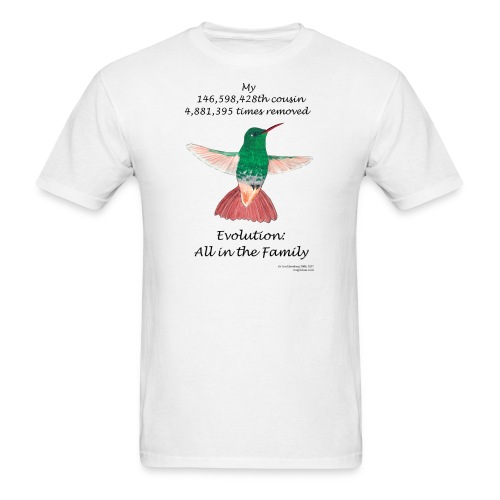 Hummingbird tee shirt - Men's T-Shirt