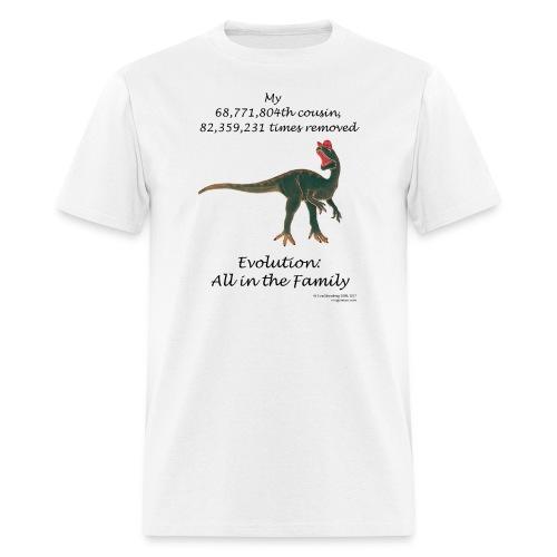 Dinosaur tee shirt - Men's T-Shirt