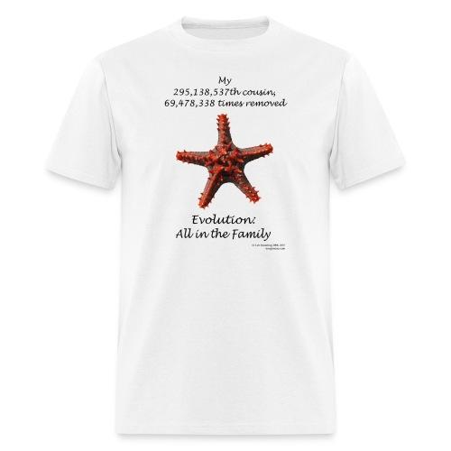 Starfish tee shirt - Men's T-Shirt