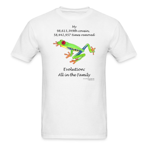 Frog tee shirt - Men's T-Shirt