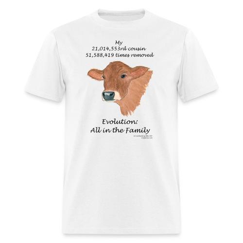 Cow tee shirt - Men's T-Shirt