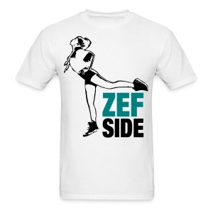 Yo-landi Kiss Zef Side T Shirt 2 - Men's T-Shirt