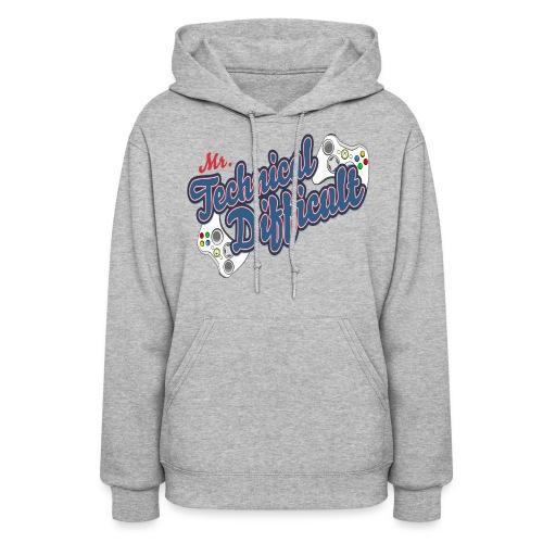 Womens Hooded Sweatshirt - Women's Hoodie