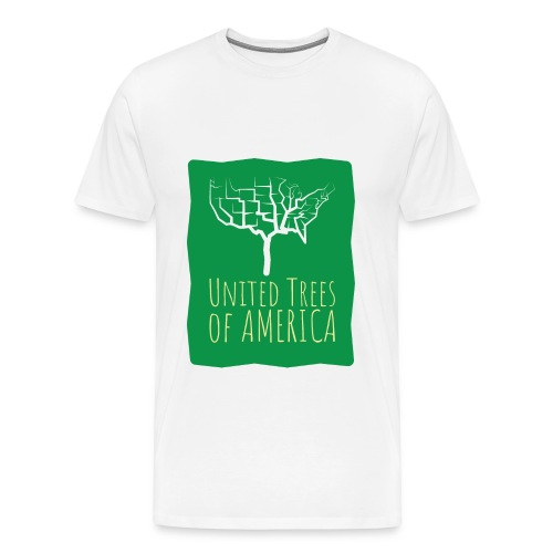 United Trees of America - Men's Premium T-Shirt