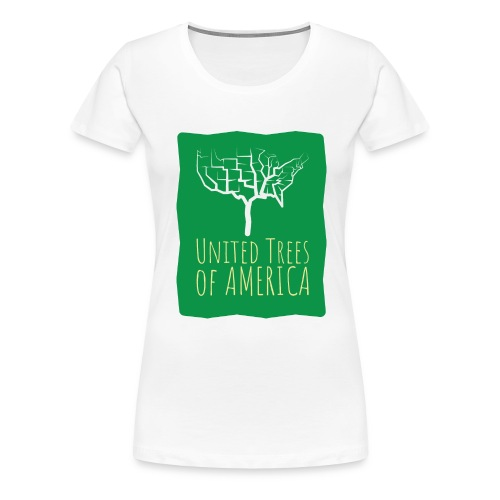 United Trees of America - Women's Premium T-Shirt