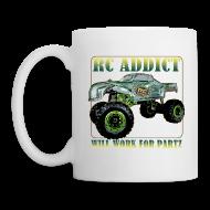 Mugs & Drinkware ~ Coffee/Tea Mug ~ The Green Bastard Mug