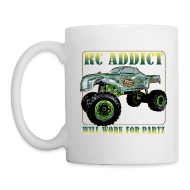 Mugs & Drinkware ~ Coffee/Tea Mug ~ The Green Bastard Mug