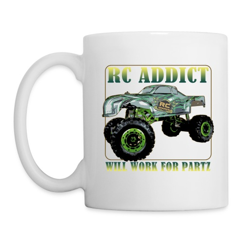 The Green Bastard Mug - Coffee/Tea Mug