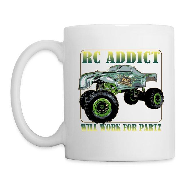 The Green Bastard Mug