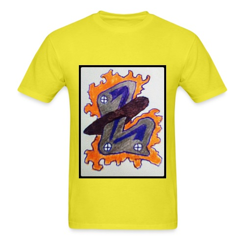 #LTRN Logo Tee [YELLOW] - Men's T-Shirt