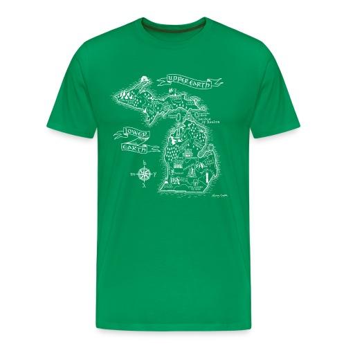 Lord of Michigan - Men's Premium T-Shirt