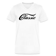 T-Shirts ~ Men's V-Neck T-Shirt by Canvas ~ Beverly Hills Car Club Classic Collection