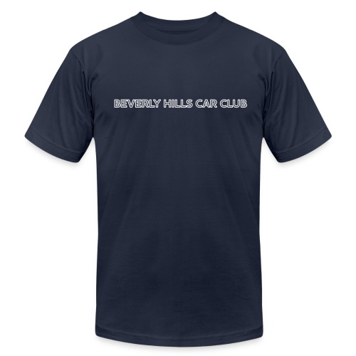 Beverly Hills Car Club Collection - Men's  Jersey T-Shirt