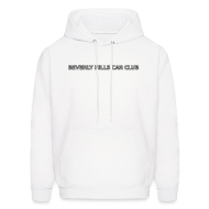 Hoodies ~ Men's Hoodie ~ Beverly Hills Car Club Collection