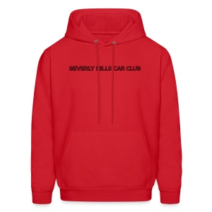 Beverly Hills Car Club Collection - Men's Hoodie