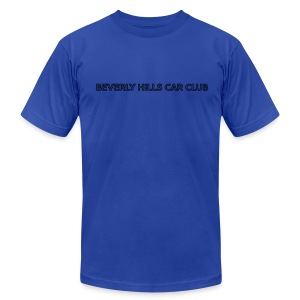 Beverly Hills Car Club Collection - Men's T-Shirt by American Apparel