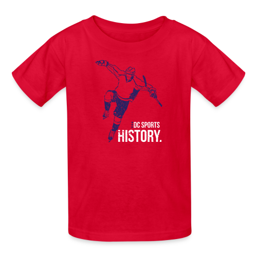 DC Sports History Kid's T-Shirt - Kids' T-Shirt