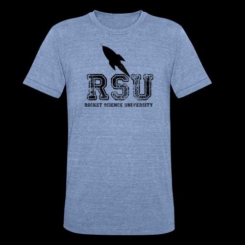 Rocket Science University Unisex Tri-Blend T-Shirt - Unisex Tri-Blend T-Shirt