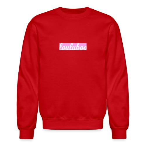 Camouflage Official Louluboo Box Logo Tshirt Summer 2018 - Crewneck Sweatshirt