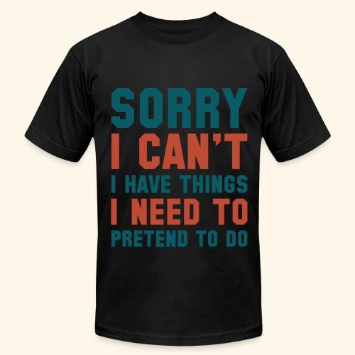 Time shirt - Men's Fine Jersey T-Shirt