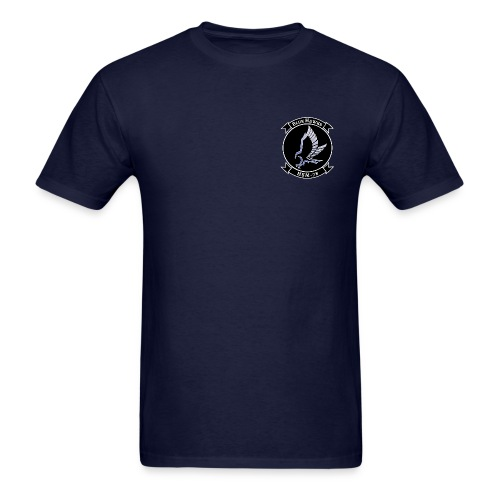 HSM-78 BLUE HAWKS TEE - Men's T-Shirt