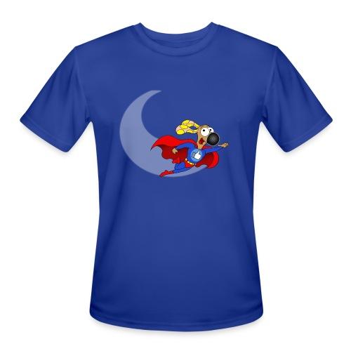 Super Duper Dog - Men's Moisture Wicking Performance T-Shirt
