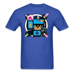 Megaman Legends 2 - Volnutt - Men's T-Shirt