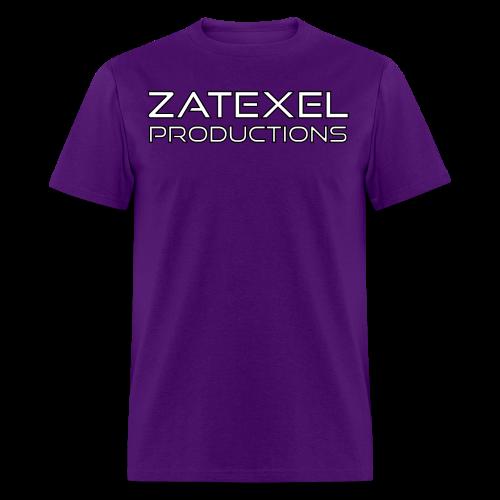 Zatexel Productions Logo T-Shirt - Men's T-Shirt