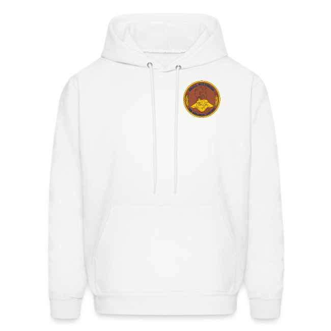 USS ABRAHAM LINCOLN CVN-72 WESTPAC 2002-03 CRUISE HOODIE - FAMILY EDITION