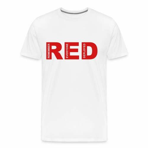 Remember Everyone Deployed - Men's Premium T-Shirt