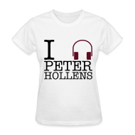 T-Shirts ~ Women's T-Shirt ~ I listen to...