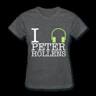 Women's T-Shirts ~ Women's T-Shirt ~ I listen to...
